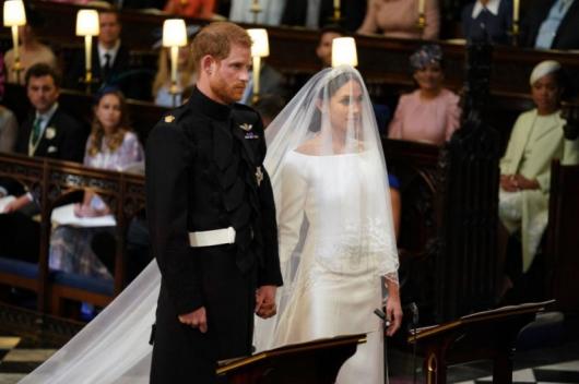 Принц Хари и Меган Маркъл, сн. / Guliver/Getty Images