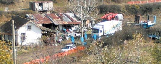 Автовозът е бил паркиран в ранчото на Добри Веселинов