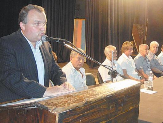 Сашо Иванов направи отчет за извършеното през мандат 2007-2011 г.