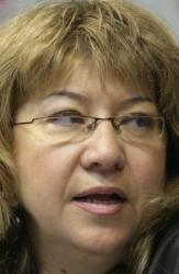 Д-р Росанка Венелинова: Телефон 116 000 е с много висока социална значимост. Сн.: БГНЕС