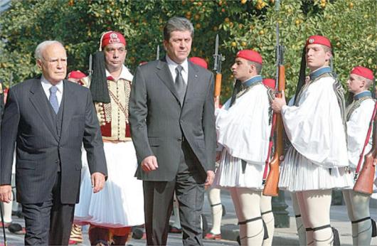Догодина ще бъде открит граничният пункт Кърджали-Комотини-Маказа, стана ясно след срещата на президента Георги Първанов с гръцкия държавен глава Каролус Папуляс