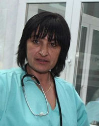Д-р Красимира Иванова отговаря за Неонатологично отделение в София. Сн.: БГНЕС