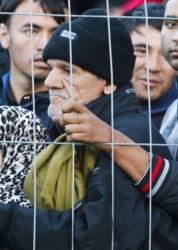 Няма основания да се смята, че броят на бежанците ще намалее. Сн.: EPA/БГНЕС