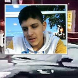 """Германският """"Билд"""" показа снимка на убиеца от Мюнхен. Сн.: Билд"""