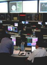 НАСА прекъсна видеоконферентната връзка с Русия и комуникацията по електронна поща. Сн.: EPA/БГНЕС