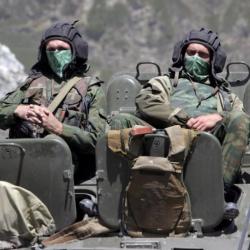Руски войници. Сн.: EPA/БГНЕС