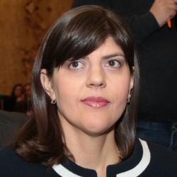 Главният прокурор на румънската Национална антикорупционна дирекция Лаура Кьовеши. Сн.: БТА