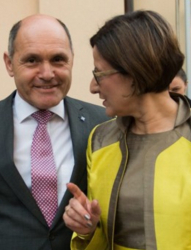 Волфганг Соботка ще продължи рестриктивната политика на Йохана Микъл-Лайтнер. Сн.: EPA/БГНЕС