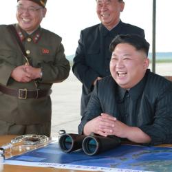 Ким Чен-ун е склонен към разведряване. Сн.: БТА