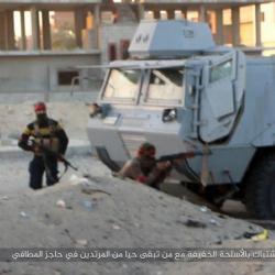 Операция срещу терористи в Синай започна Египет. Сн.: БТА