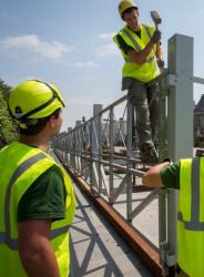 Ако чужденец работи по-малко от 12 последователни месеца в Белгия, е заплашен от изгонване. Сн.: EPA/БГНЕС