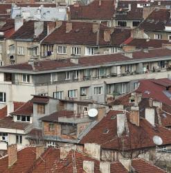 Най-много в жилищния фонд в България са тристайните жилища. Сн.: БГНЕС