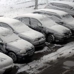 На места днес ще се образува тънка снежна покривка (Сн. Архив). Сн.: БГНЕС