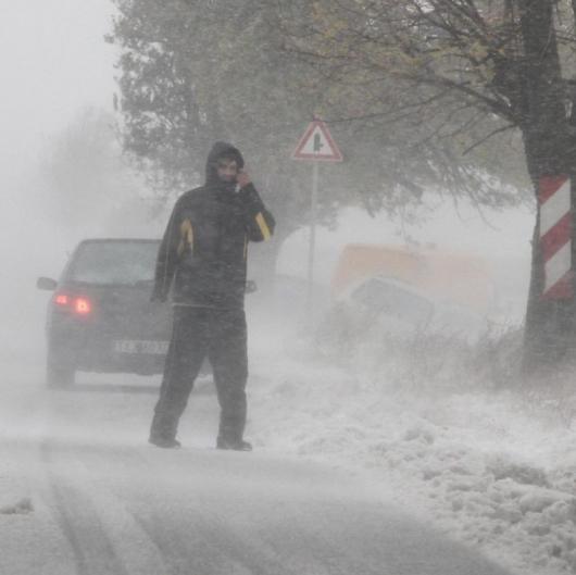 Студ, сняг и виелици се прогнозрира за края на седмицата. Сн.: Bulphoto
