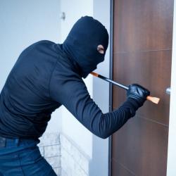 Укрепете се, сложете и камери на входа, съветва полицията. Сн.: Shutterstock