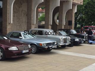 Ретро парад на автомобили и мотоциклети в Благоевград /Снимки/